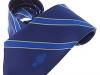 29. Classic Sports Club Tie -  colour woven 100% pure silk