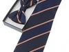 82. Classic Tie & Bow Set – Classic colour woven textured tie & bow
