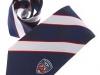 28. Coleraine F.C - colour woven sports club tie