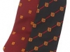 69. Clongowes & Gonzaga College - classic 100% pure woven silk ties