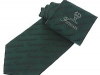 48. Faithlegg Country Club - embossed colour woven golf club tie with crest