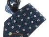 17. FAI Junior Council - printed 100% pure silk tie