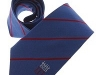 4. ITT University Dublin - colour woven 100% pure silk tie