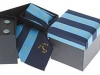 78. Orange Order Lodge K762 - printed promotional boxed tie cuff-links and hankie gift set