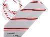 25. Laboris Gloria Ludi - colour woven embossed sports club tie