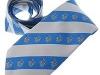 27. U.S.A. R.F.C - colour woven sports club tie