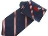 45. U.S.A Rugby -  classic colour woven 100% pure silk sports club tie