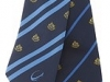 72. Castleknock College - classic colour woven college and rugby ties
