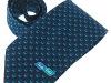 23. Flo Gas - repeat patterned corporate uniform tie