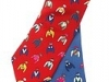 65. Horse Racing Ireland - printed 100% pure silk promotional corporate gift tie series
