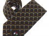 32. Six Nations Rugby - printed microfiber supporters tie on textured background