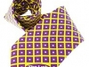 60. The Link - colourful printed corporate promotional tie