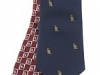 67. Garda Rep Association – printed 100% pure silk promotional corporate gift tie series