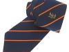 42. Limerick County Council - classic colour woven club tie with textured background