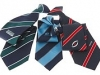 129. Clip-on ties for security uniforms