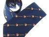 132. Tama Home - colour woven corporate tie with all over pattern