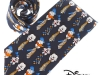 62. Disney - Printed 100% pure silk promotional corporate gift tie