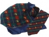 100. Check pattern -  printed corporate tie and scarf that can be recoloured in your colours