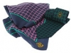 112. Cill Dara Golf Club -  printed 100% pure silk promotional corporate gift tie and scarf