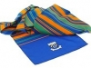 144. County Council - printed corporate scarf that can be recoloured in your colours