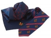 109. Eastern Health Board -  printed corporate scarf and woven tie