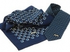 105. St Mary's Pipe Band - printed corporate tie and scarf set