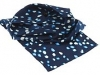 143. Splash - printed corporate scarf that can be recoloured in your colours