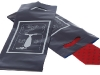 89. Tie bag – Inexpensive plastic gift bag.