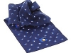 122. Toolin Travel - printed corporate ladies scarf with all-over pattern